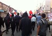 بحرینی عوام کے آل خلیفہ کیخلاف مظاہرے جاری