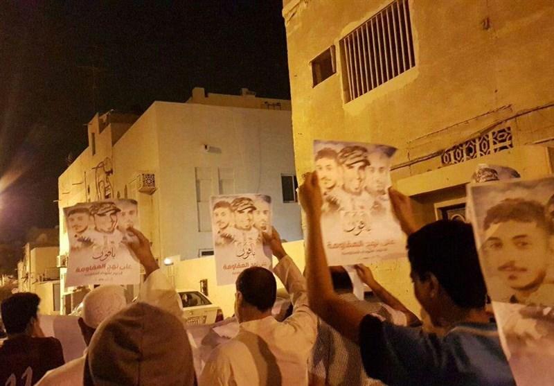 بحرین میں آل خلیفہ کے خلاف مظاہرے جاری