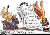 اسرائیلی جنگی طیارے کی سرنگونی !!!