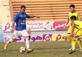 لیگ دسته اول فوتبال|پیروزی شاگردان کمالوند مقابل فجر سپاسی