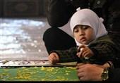 روایت دلتنگی و اشکهای جانسوز دختر 4 ساله شهید فاطمیون+ فیلم