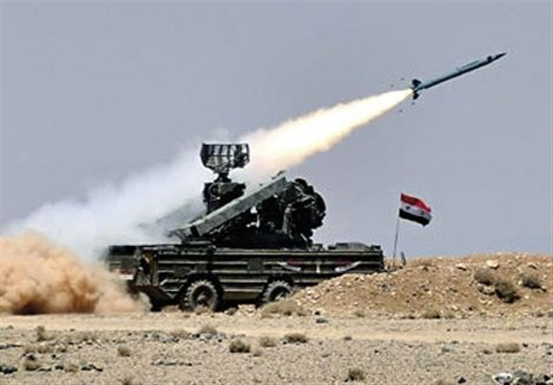 Syrian Air Defense Systems Intercept Enemy Missiles over Damascus (+Video)