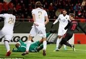 لیگ اروپا| قدوس و یارانش در خانه مقابل آرسنال تسلیم شدند/ دورتموند و میلان به پیروزی رسیدند