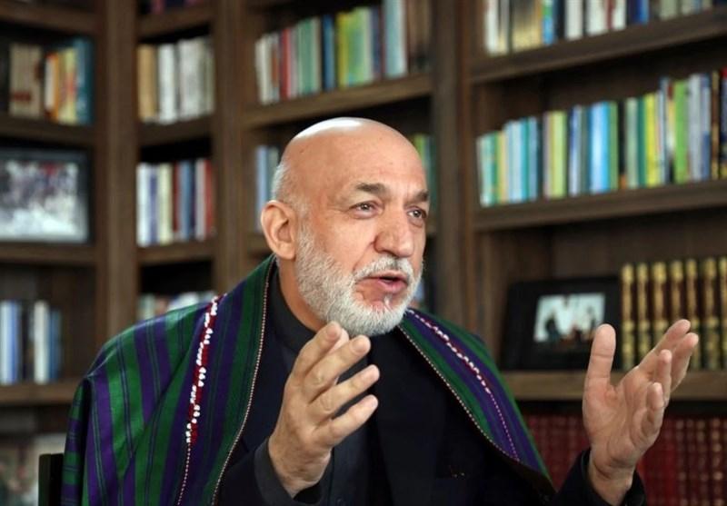 حمایت کرزی از ارتباط احتمالی هند و طالبان در روند صلح افغانستان