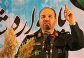 فرمانده سپاه عاشورا: امروز محور مقاومت از همیشه پایدارتر است