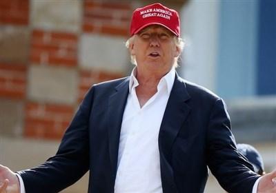 عکس / ترامپ از چه چیز نامی به میان نمی آورد؟