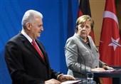 حلقهای مفقوده در کنفرانس مرکل و نخست وزیر ترکیه