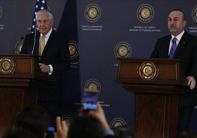 وزیر خارجه ترکیه: آنکارا و واشنگتن به تفاهم لازم برای عادی سازی روابط دست یافتند