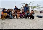 بندرعباس|دنیای کودکانه یکی از حاشیهنشینهای بندرعباس