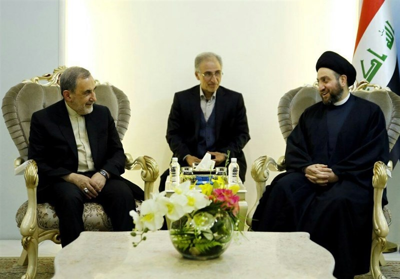 Hakim Lauds Iran for Supporting Iraq's Anti-Terrorism Campaign