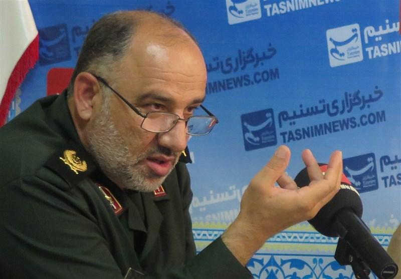 فرمانده سپاه استان مرکزی: چهل سالگی انقلاب نشان از پختگی و استحکام دارد