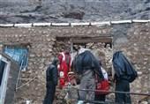 ریزش کوه در محورهای مواصلاتی خوزستان و چهارمحال و بختیاری
