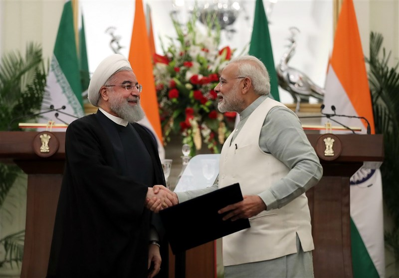 Iran, India Sign 15 Deals