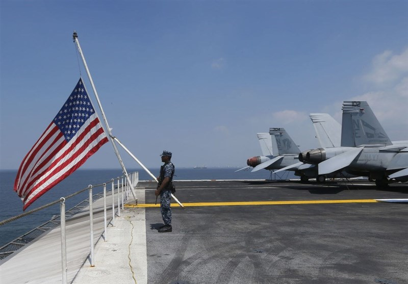 US Navy Says It Won't Be Deterred by Chinese-Built Islands