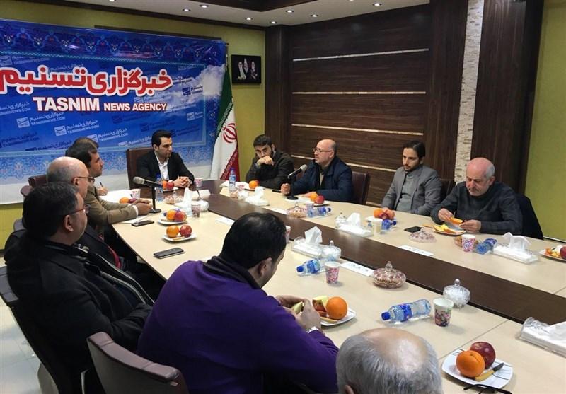 بازدید هیئت رسانهای و دانشگاهی لبنان از خبرگزاری تسنیم