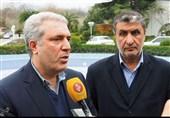 مازندران  روایت تصویری سفر معاون رئیس جمهور به مازندران
