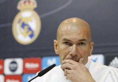 زیدان: هدایت رئال مادرید طاقت فرساتر از سایر تیم هاست