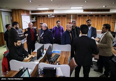 هیئت لبنانی در بازدید از تسنیم: ایران حامی مقاومت در لبنان و فلسطین است