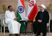روحانی و معاون رئیسجمهور هند بر توسعه همکاریهای دو جانبه تاکید کردند
