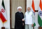 روحانی : نرحب بتعزیز العلاقات الشاملة مع نیودلهی