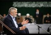 مداحی «منصور ارضی» در حسینیه امام خمینی (ره) + فیلم و صوت