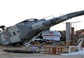 میکسیکو میں فوجی ہیلی کاپٹر کو حادثہ، 13 افراد ہلاک، 15زخمی