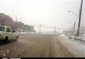 باران و برف شدید در 13 استان کشور/کرمانشاه زیر رگبار باران