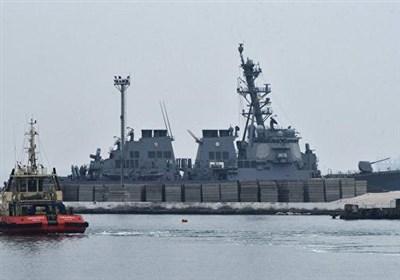 دومین ناوشکن آمریکایی وارد دریای سیاه شد