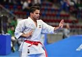 کاراته قهرمانی جهان| حذف شهرجردی و صعود صادقی به دور سوم