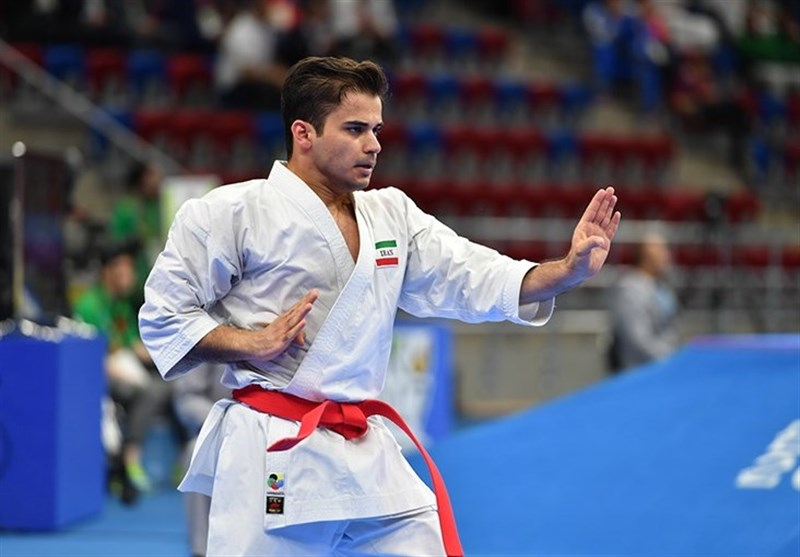 کاراته وان امارات| حذف شهرجردی و زارع در دور نخست رقابتهای کاتا