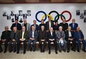 نشست هم اندیشی مسئولان کمیته ملی المپیک برگزار شد