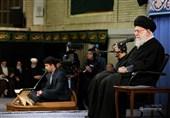 مردم آذربایجان شرقی با امام خامنهای دیدار کردند