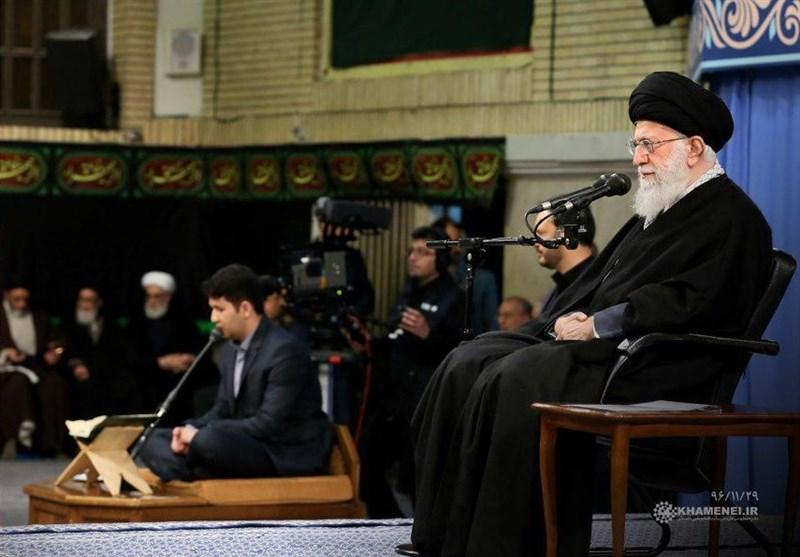 امام خامنہ ای: دفاع کے حوالے سے تمام ممکن اقدامات کئے جائیں/ مشرق کو مغرب پر ترجیح دیں