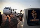 شهادت 2 تن از نیروهای امنیت پرواز سپاه در سقوط هواپیمای تهران- یاسوج + عکس