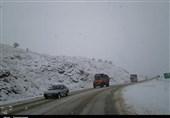 تردد در همه محورهای استان کردستان برقرار است