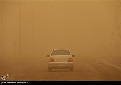 هوای آبادان در وضعیت خطرناک