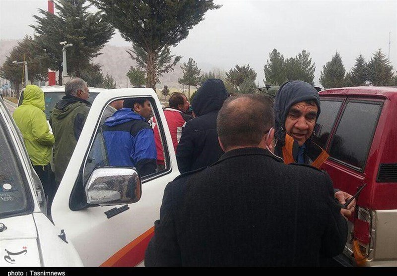 یاسوج| تیم کوهنوردی به محل سقوط هواپیمای تهران-یاسوج اعزام شد+فیلم