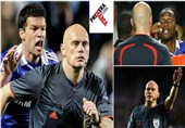 داور بازی بارسلونا - چلسی در لیگ قهرمانان سال 2009: اعتراف میکنم اشتباهات زیادی داشتم!