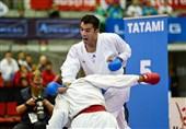 لیگ جهانی کاراته وان دبی  فداکار فینالیست شد/ حضور 3 نماینده کشورمان در دیدار رده بندی
