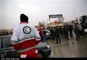 اصفهان| گروههای امدادگر در منطقه سقوط هواپیما + گزارش تصویری