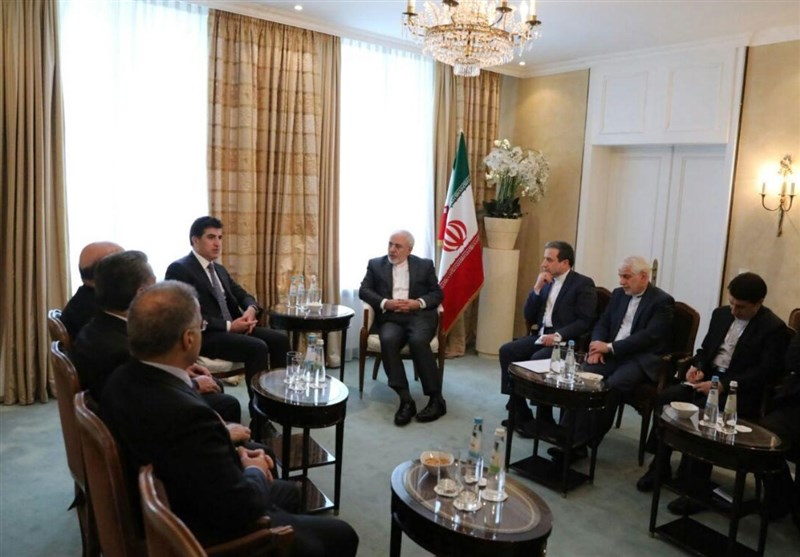 KRG Seeking to Boost Iran Ties: PM