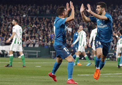 لالیگا| برتری رئال مادرید با رکورد رونالدو و ثبت 6 هزارمین گل