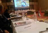 یک دقیقه سکوت در کنگره دوچرخهسواری آسیا به دلیل سقوط هواپیمای ایرانی