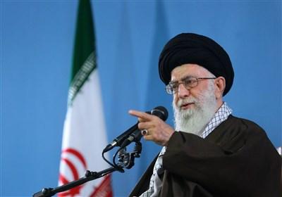 """امام خامنهای: امت اسلام ریشهکن شدن رژیم صهیونیستی را خواهد دید/ """"معامله قرن"""" هرگز محقق نخواهد شد"""