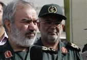دریادار فدوی:آمریکا در خلیج فارس از سپاه تمکین میکند