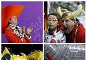 عکس|تماشاگران خاص المپیک زمستانی