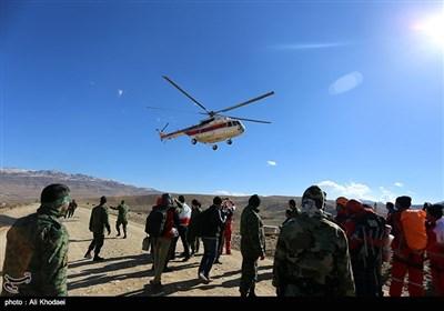 دومین روز جستجوی محل سقوط هواپیمای ATR 72