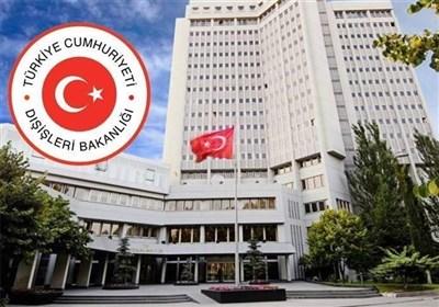 واکنش ترکیه به قطعنامه شورای امنیت درباره سوریه