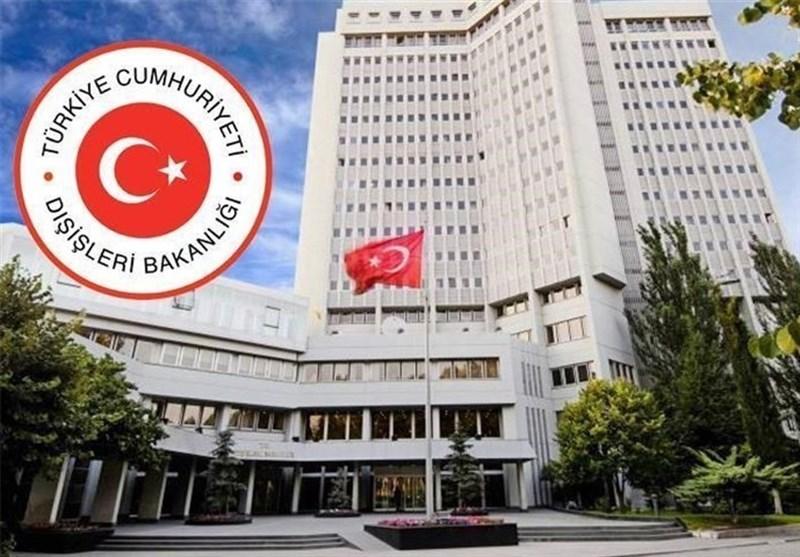 ترکیه: خروج آمریکا از توافق هستهای با ایران یک گام ناامیدکننده است
