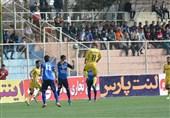لیگ دسته اول فوتبال| پیروزی فجر و داغتر شدن جدال صعود با توقف نفت، بادران و نساجی/ سقوط راهآهن قطعی شد